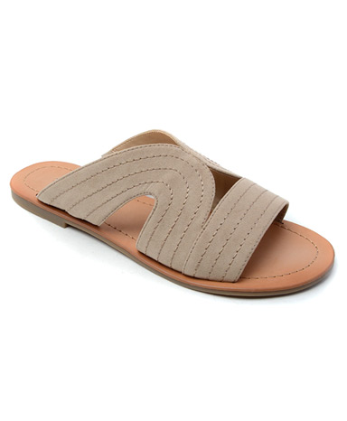 Bayron Sandal in Light Natural